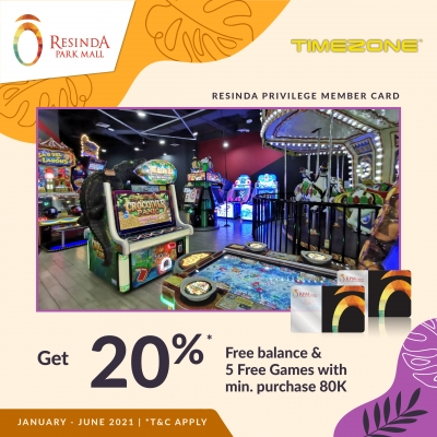 Timezone - Januari Juni 2021 - RPM Card